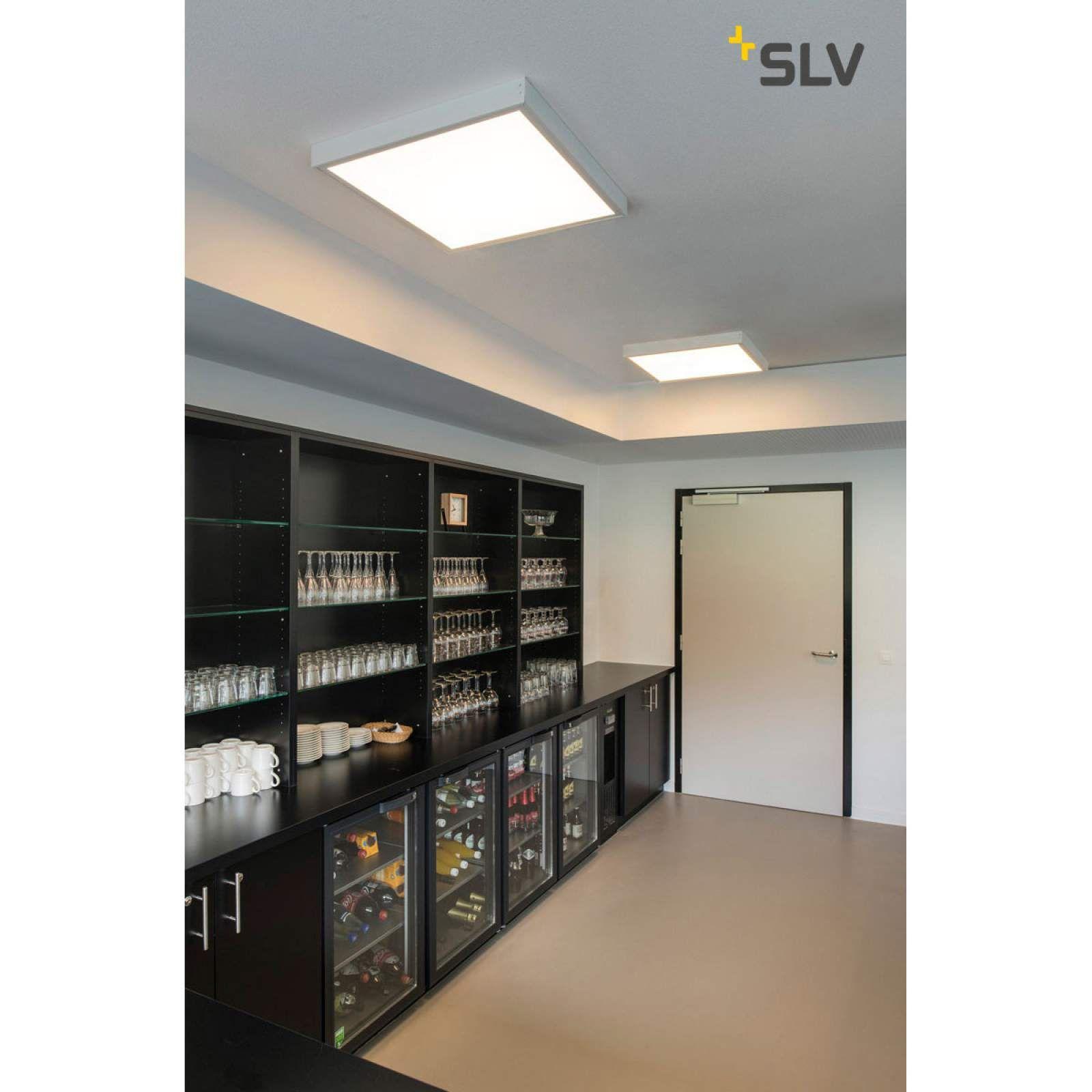 Slv Valeto Led Panel 62x62 Cm 2 700 K 6 500 K In 2020 Led Panel Led Lichtquelle