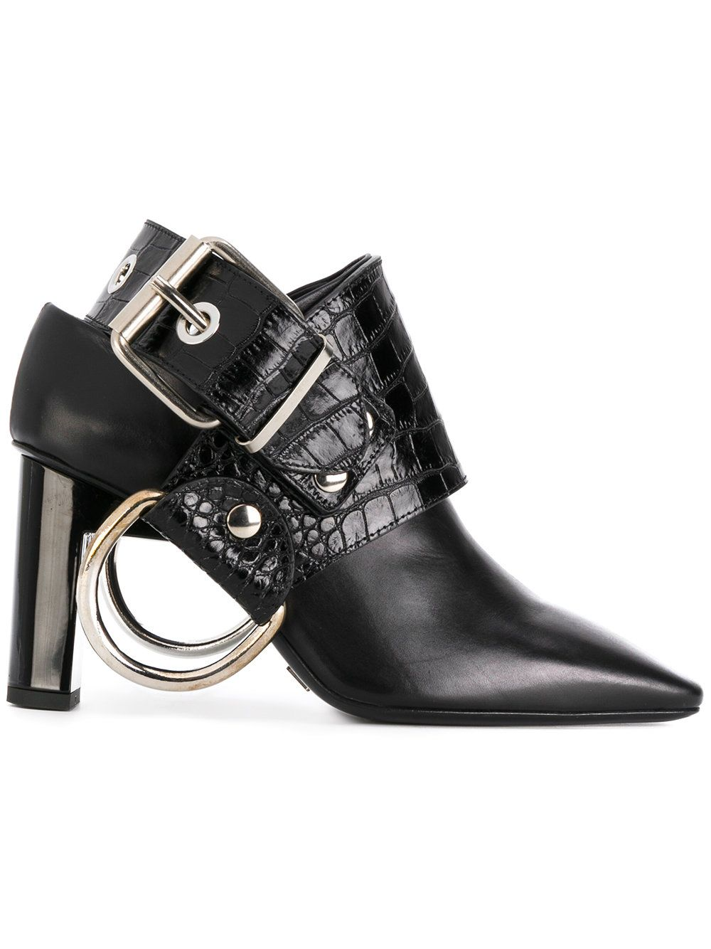 366a1bd0d6a15 Alyx buckle detail ankle boots