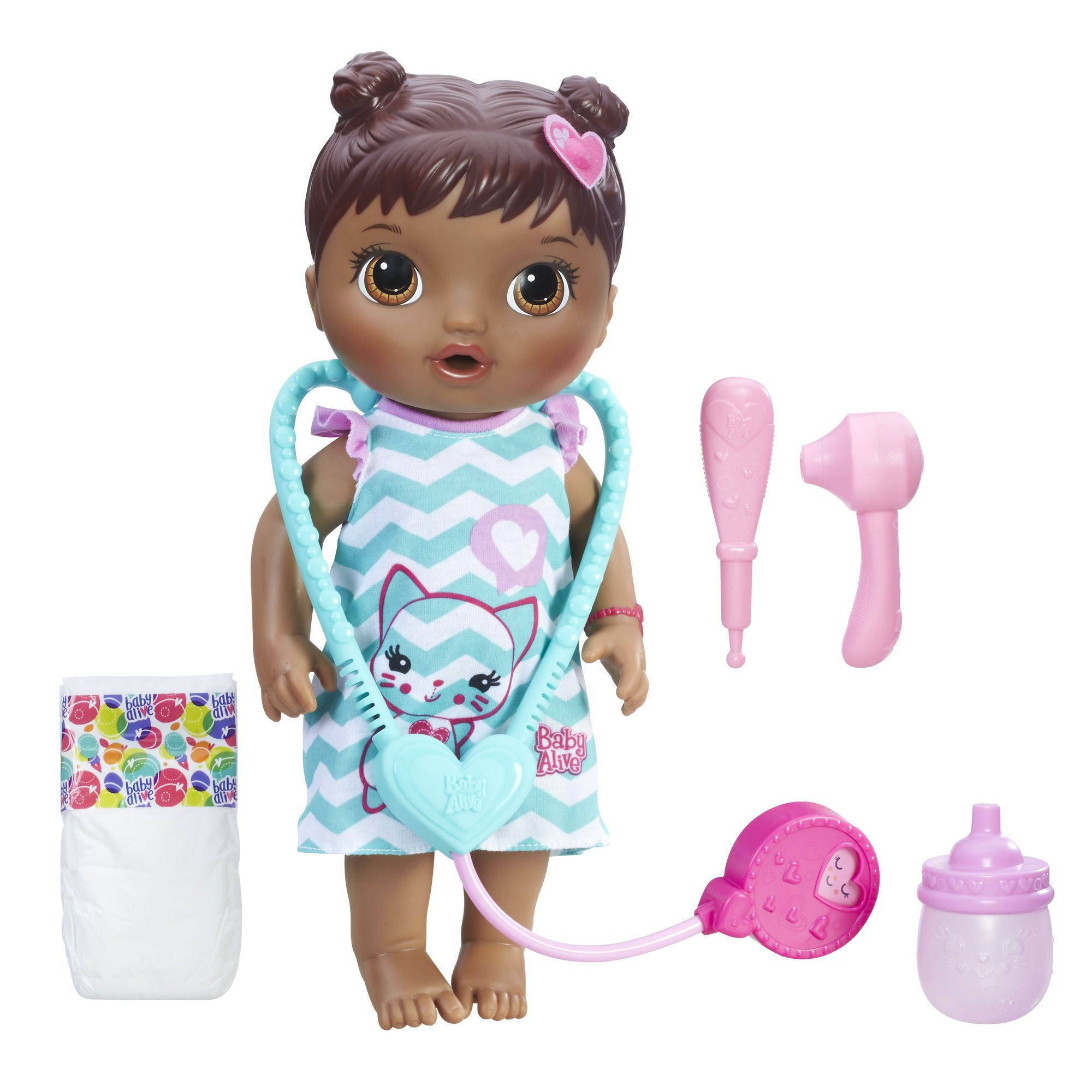 Baby Alive Better Now Bailey African American Multi Color Baby Alive Baby Alive Dolls Baby Alive Magical Scoops