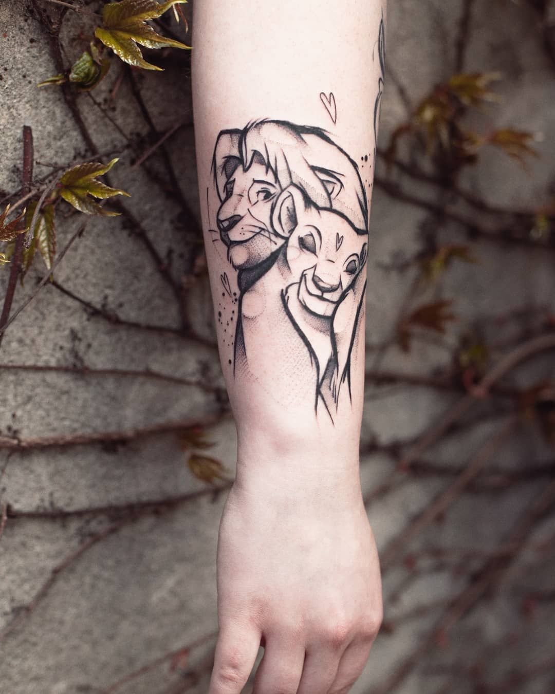 Photo of Tattoo Ideas and Designs I have fans of the lion king here? .  … by @fatkat.pl – Art Corner