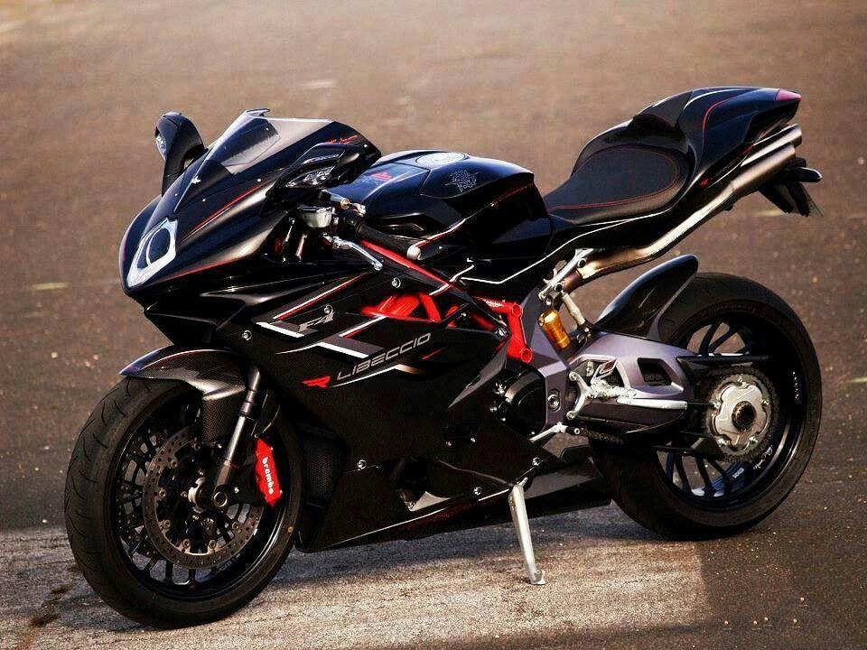 MV Agusta F4 - Love it in Black <3