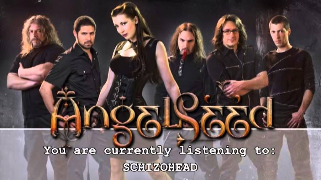 AngelSeed - The Healer / Schizohead