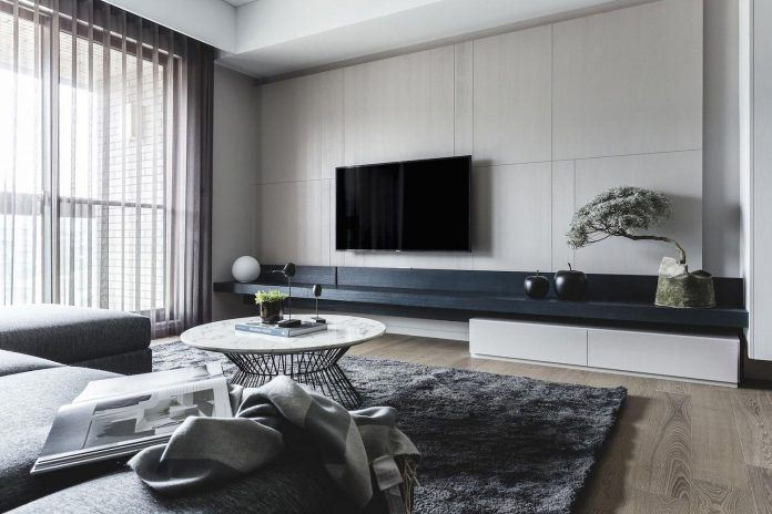 Limited Unlimited Contemporary Apartment Designed Taipei Base Design Center 02