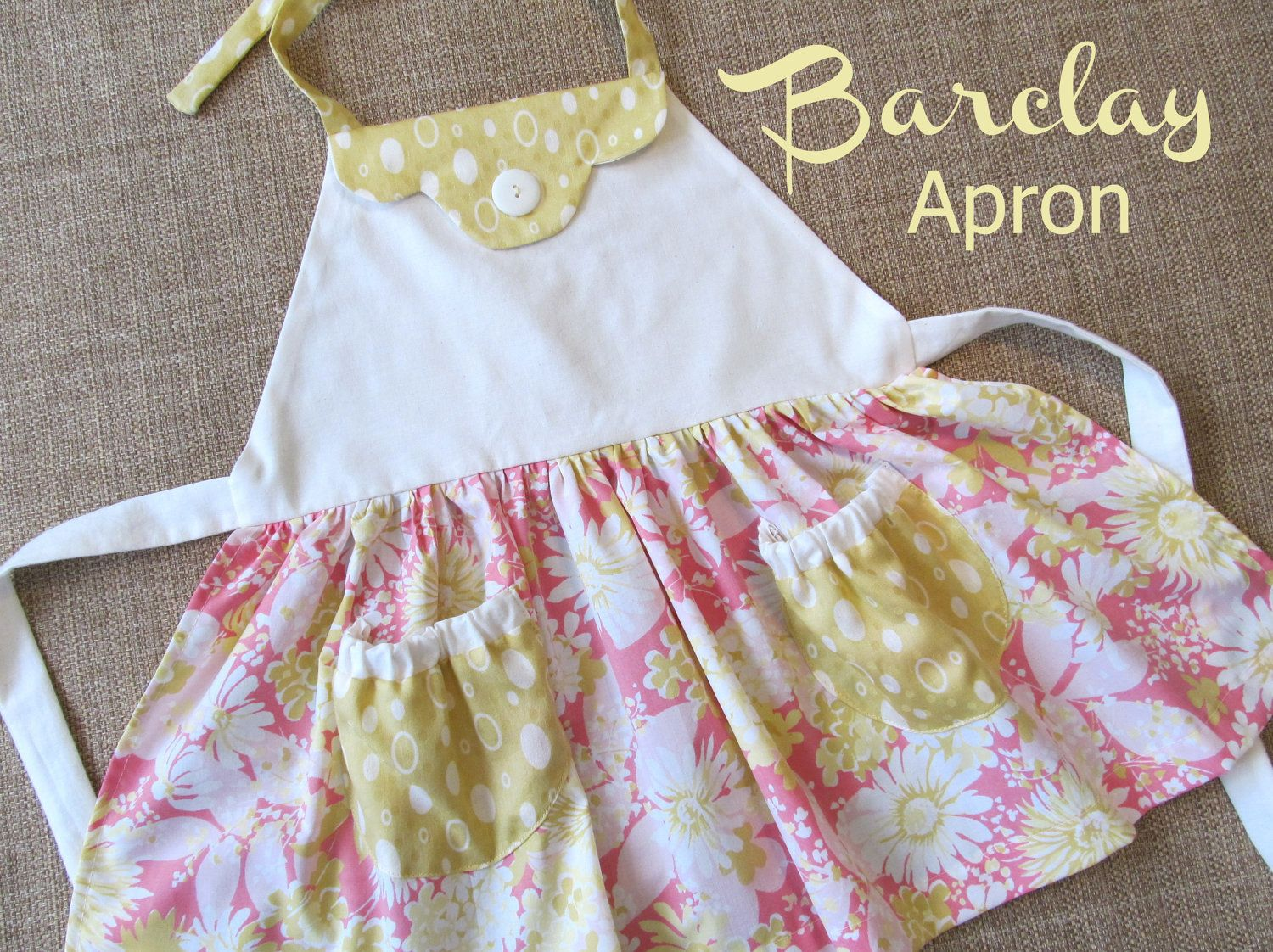 Barclay kitschy apron girls sewing pattern pdf pattern toddler barclay kitschy apron girls sewing pattern pdf pattern toddler pattern all sizes 2 8 included jeuxipadfo Choice Image