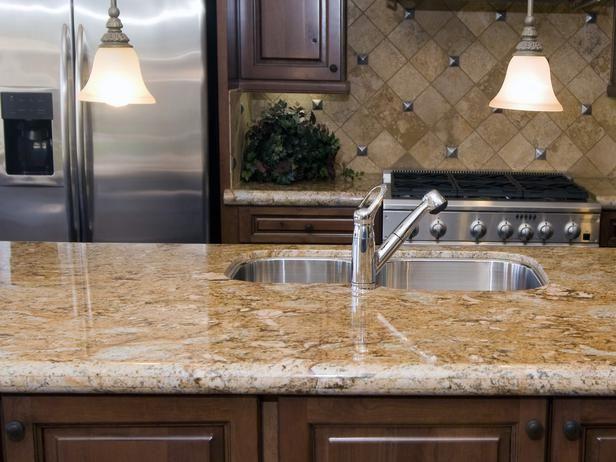 Inspired Examples Of Granite Kitchen Countertops Remodeling Hgtv Remodels