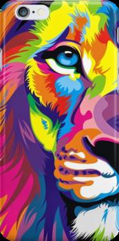 Lion Pride iPhone Case & Cover