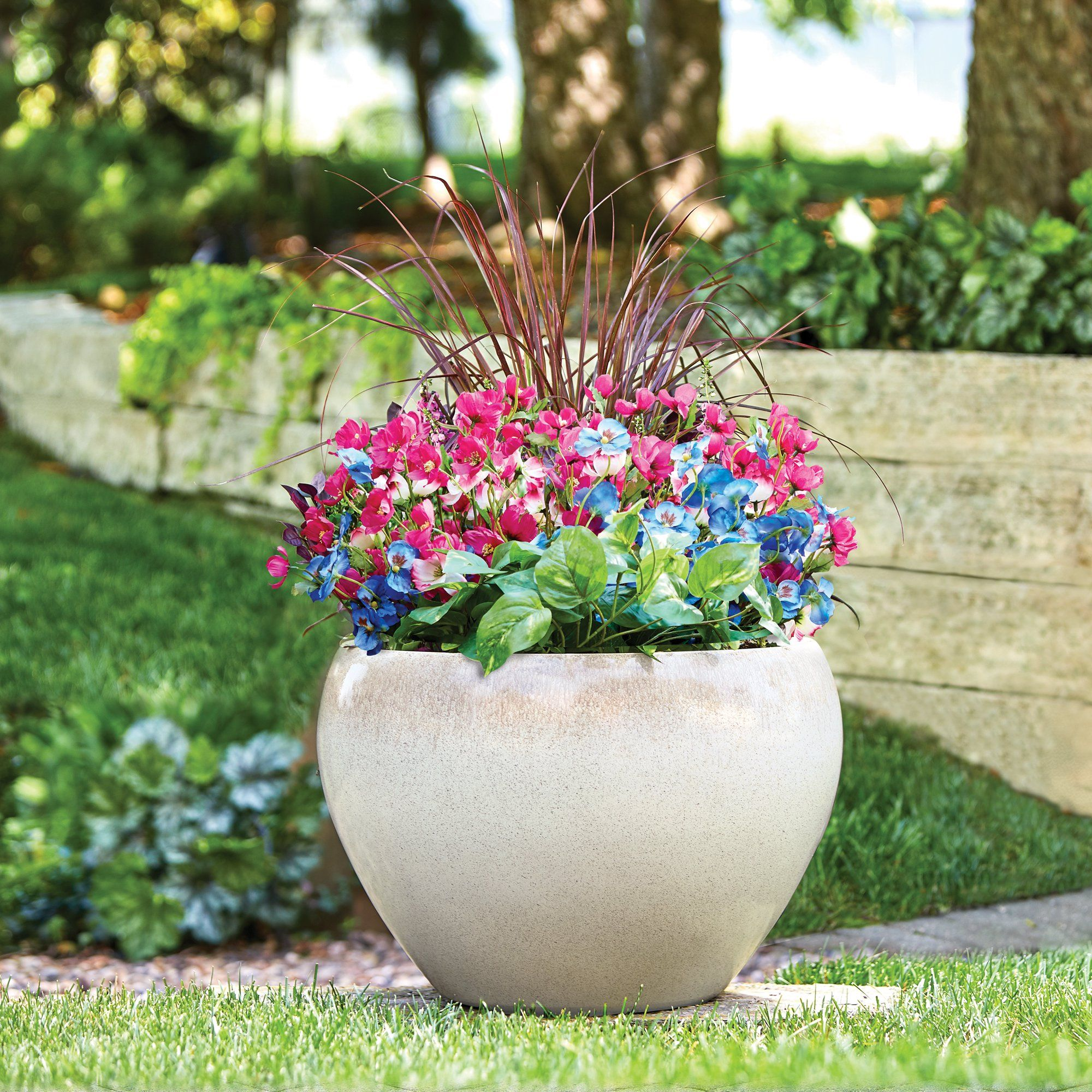 Better Homes And Gardens Tall Planters