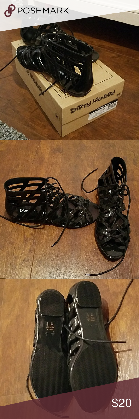 Chinese Laundry Gel Sandals Nwt Flaws Summer And Shoes
