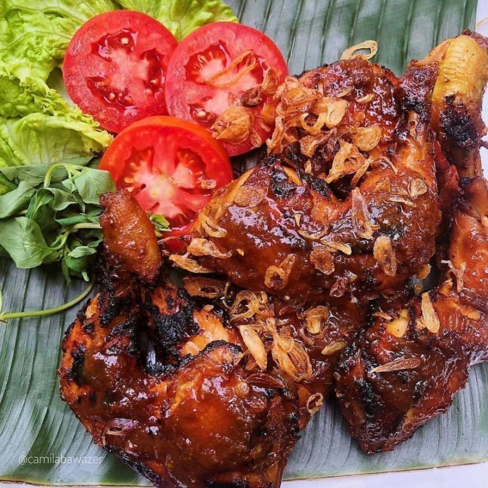 14 Resep Cara Membuat Ayam Bakar Instagram 1001resepandalan Siska Dewi Lestari Resep Resep Seafood Ayam