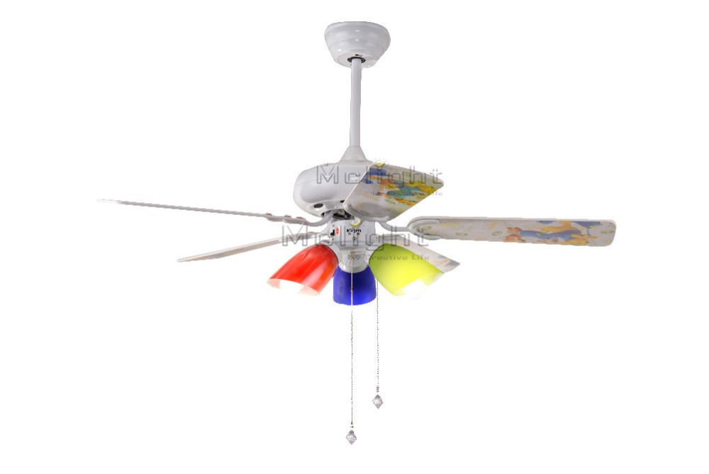 Pin by top five compared on kids ceiling fans with lights colorful ceiling fan with light kits for children room coffee house aloadofball Choice Image