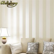 Beibehang Einfachen Stil Glitter Streifen Kreise Wand Papier Creme U0026 Beige  Braun Wide Band Streifen Vorpastiertes