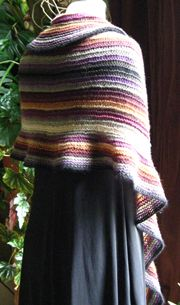Whose Shawl Do You Think This Is?