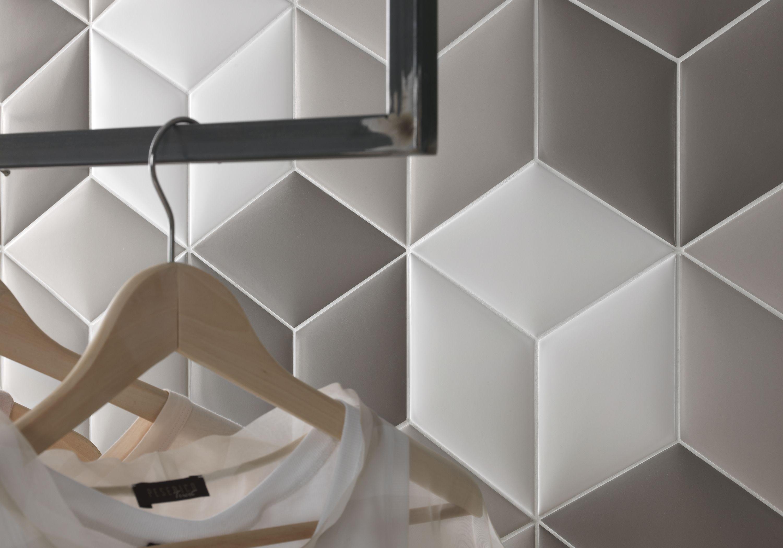 Tonalite collezione #cushion #satin #rombo #rhombus #tiles