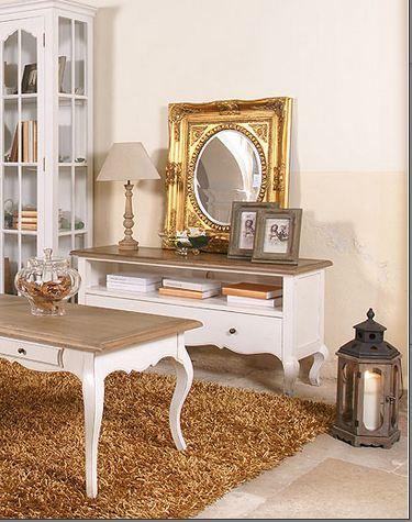 9 formas de renovar tus muebles sin pintura c moda - Como colocar un espejo encima de un aparador ...