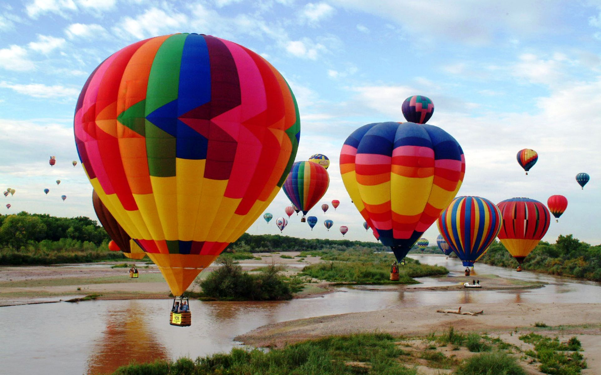 kartinki24_balloons_0372.jpg (1920×1200) Hot air balloon