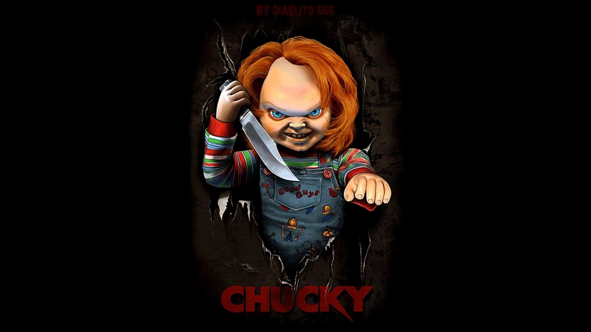 Most Popular Chucky Wallpaper Hd 1920x1080 Chucky Kodi Most Popular
