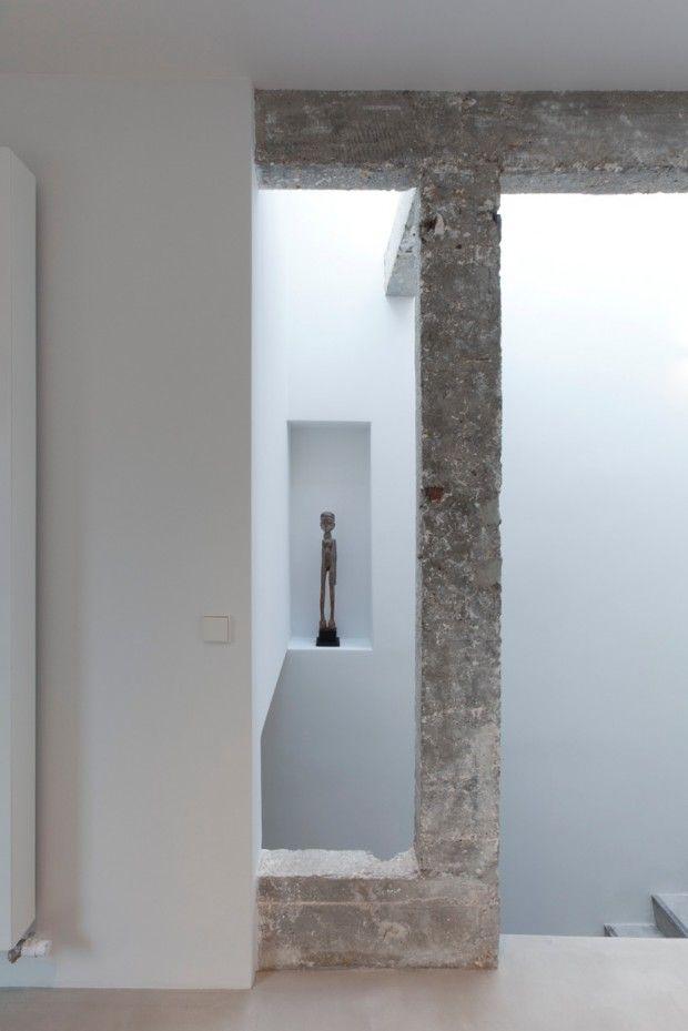 Albino Cipriani | 150 m² Loft in Paris