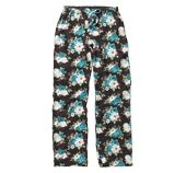 cozy floral chill out trousers