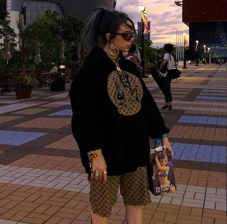 37++ Billie eilish dressed fancy ideas