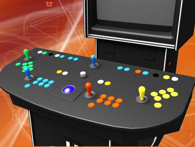 September 2006 Mentisworks Arcade Cabinet Arcade Diy Arcade Cabinet