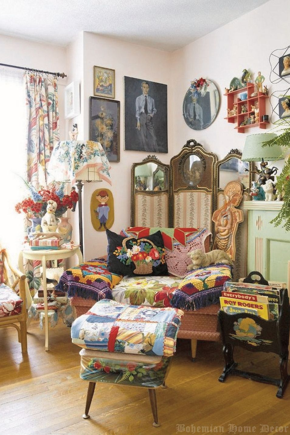 The Future Of Bohemian Home Decor