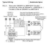 220 gfci wiring diagram electrical and electronics engineering 220 volt gfci wiring  220 volt gfci wiring