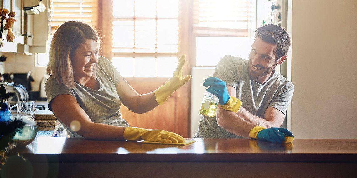 Nach der Arbeit muss meist noch die Hausarbeit erledigt werden. Vorwerk gibt euch 7 Tipps, wie ihr eure Hausarbeit entspannt gestaltet: