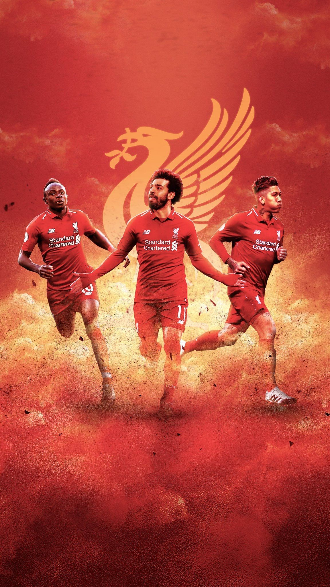 Liverpool fc iphone xs max wallpaper
