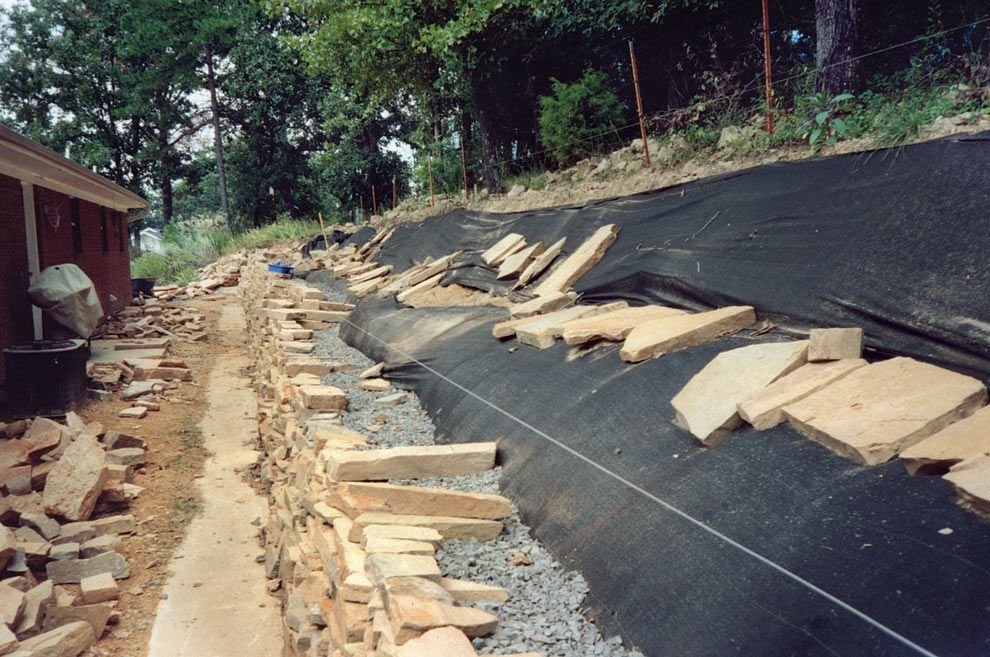 building a dry stack wall state by state gardening on types of structural walls id=98634