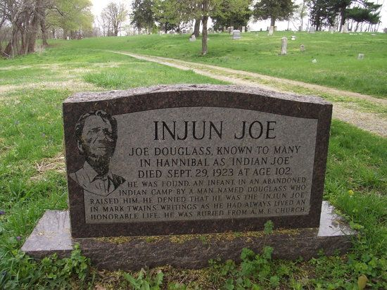 Image result for missouri sites   Tombstones   Hannibal