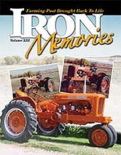 Antique tractors for sale & events | Iron Memories.  Our 1939 John Deere L will be in the next issue!!!