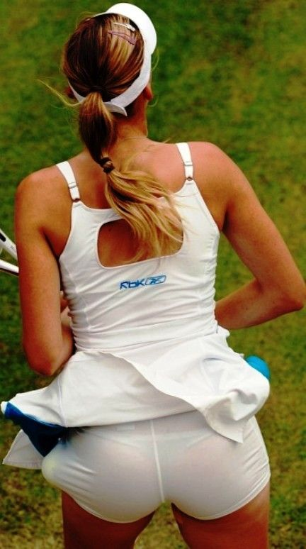 Visible Thong Lines | Women of the WTA