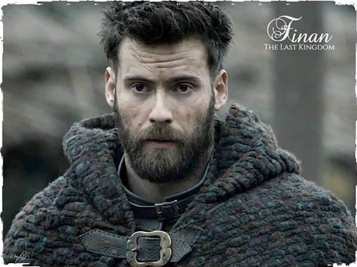 Finan..... I call him Yum Yum lol (With images) | The last kingdom ...