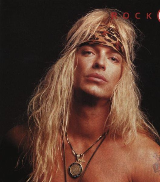 Bret Michaels Bandanna Starbucks Foursquare Mayor Discounts
