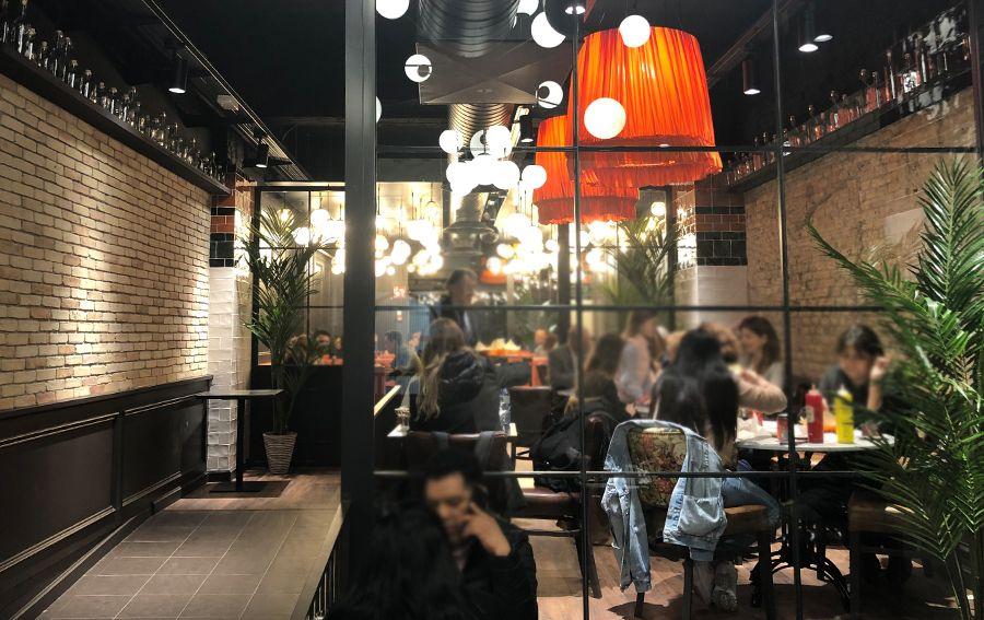 Nuevo Viena En Diagonal 529 531 Taido Taido Viena Cadena De Restaurantes Ciudad Condal