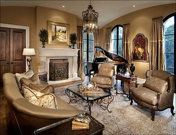 Italian Luxury Traditional Living Room With Images Traditional