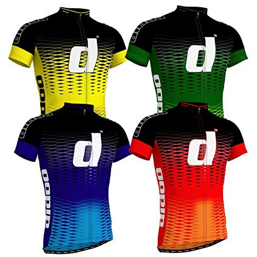 Mens Cycling Jersey Short Half Sleeve Top Outdoors Sports Biking Shirt M to XXL