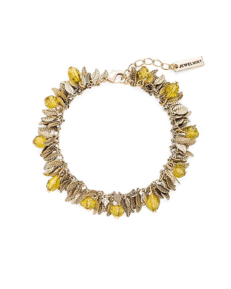 d615cee5a259 English Ivy Bracelet - JewelMint Piedras Preciosas