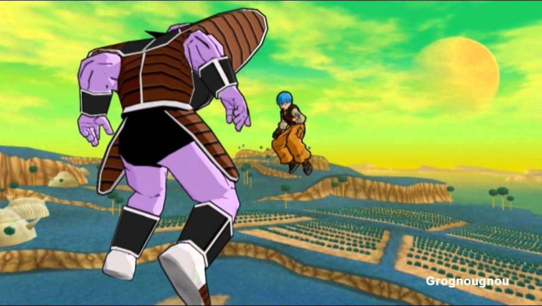 Bulma Playable In The Game Dragonball Z Budokai 3 In This Mod Video Ginyu Uses The Body Change Technic On Bulma