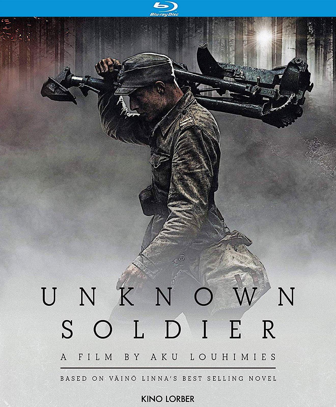 UNKNOWN SOLDIER BLURAY (KINO LORBER) Unknown soldier