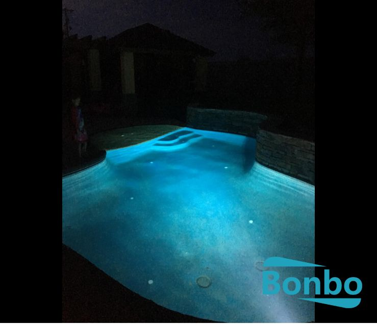 How Led Pool Light Saves Your Thousand Of Dollars Including Electrical Costs And General Maintenance Standard Hal Swimming Pool Lights Led Pool Lighting Pool