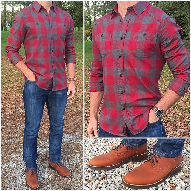 a10731963873d The  1 place on Instagram for men s casual and classic style! My goal is to  inspire guys to dress better. ⌚  MensFashionFlannel