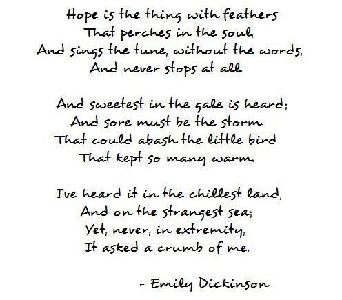 Overcoming adversity poems