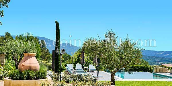 Location du0027une villa de charme en Provence avec piscine offrant une - location vacances provence avec piscine