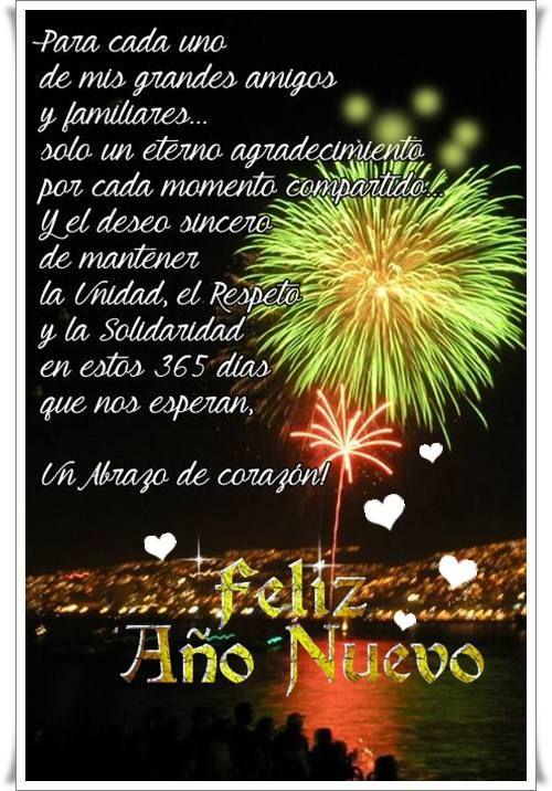 Mensaje De Año Viejo Con Agradecimiento Y Abrazo Mensajes De Año Nuevo Frases De Año Nuevo Frases De Fin De Año