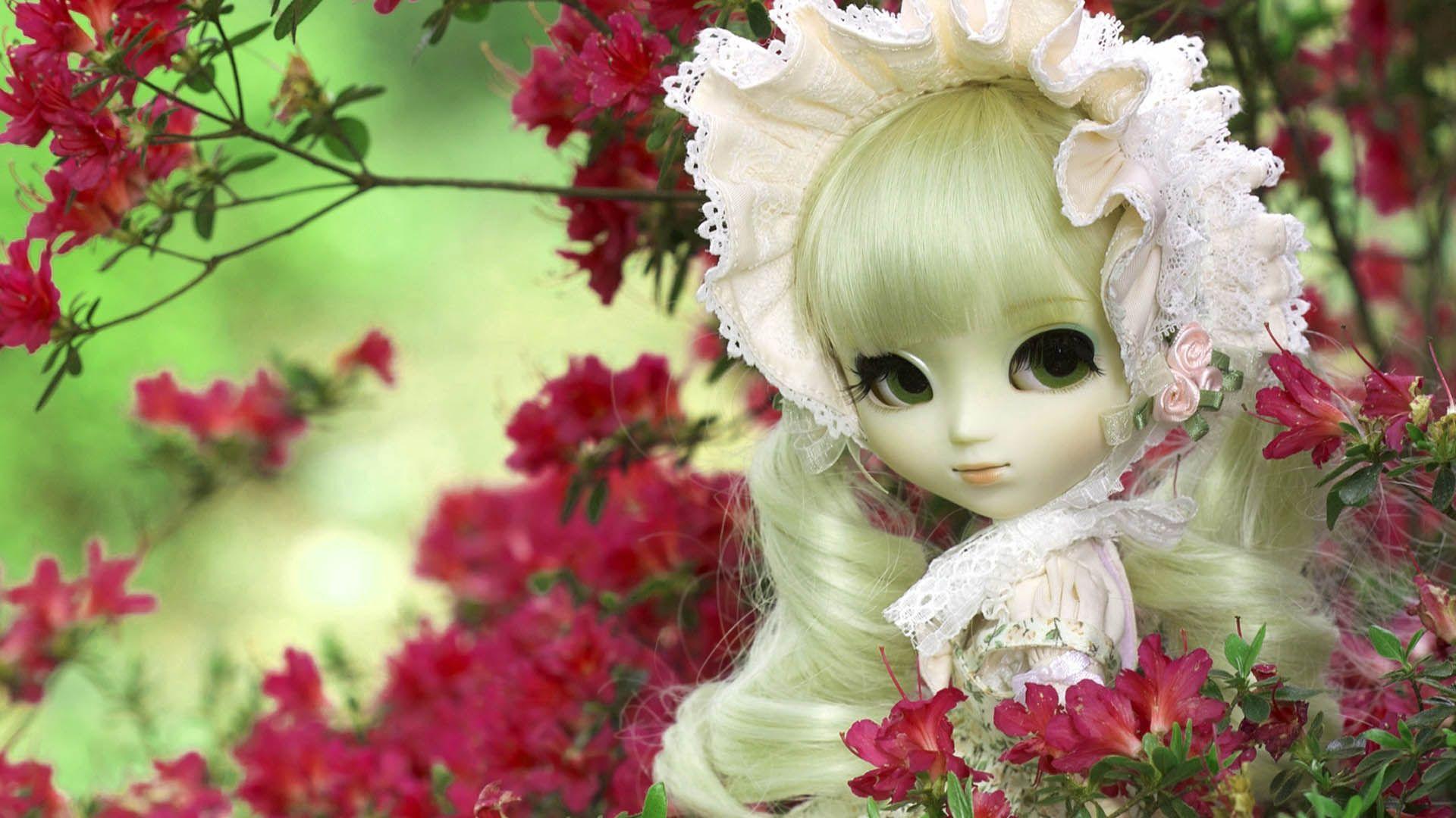 Cute Dolls, Dolls