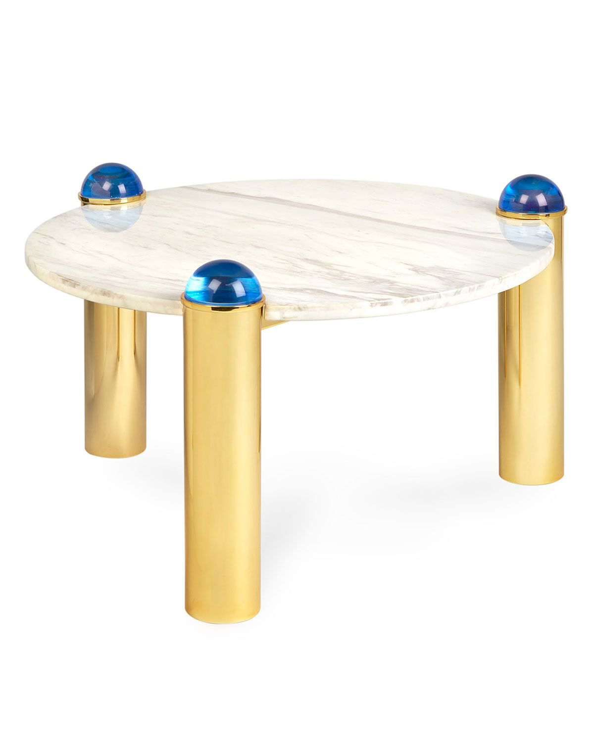 Globo coffee table home objects decorative useful colorful furniture jonathan adler cocktail tables accent tables cat cat home furniture neiman marcus home decor round coffee tables geotapseo Choice Image