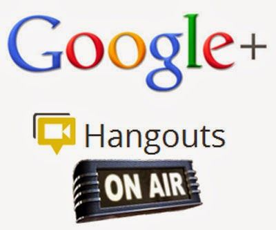 The True Adventures of an Incurably Curious Educator: Flipping Your Class Easily with Google Hangouts On Air