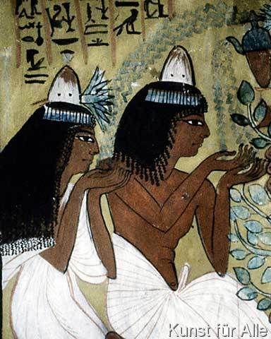 Agyptische Malerei Grab D Sennedjem Wandmalerei Art Print Framed Picture Goddesses Of Ancient Egypt Art Art Reproductions