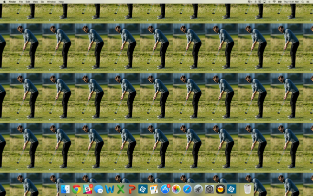 �TILED. | Jamie Dornan Golfing Will Be Your Desktop Background For The Rest Of Your Life